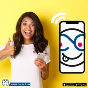 Oscart Quick Content app